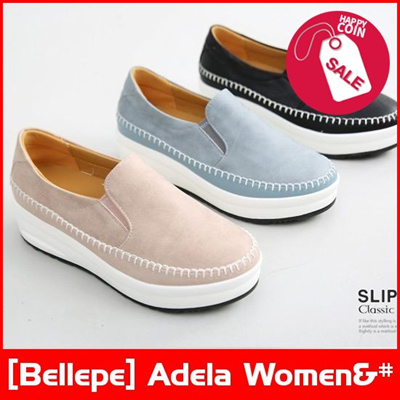 82c840766 COUPON ·  Bellepe  Adela Women s high level slip-on   Women sneakers    casual