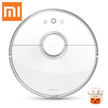 Xiaomi Roborock S5 Automated House-Cleaning Robot Vacuum - 2nd Generation Sweep and Mop Combine 2000