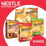 [Nescafe] NESTUM 3 in 1 Cereal Drink (Assorted Flavor)