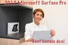 Microsoft Surface Pro / New Surface Pro/ Surface Pro 5/ i5 Intel Processor/ 8GB RAM/ 256GB SSD Drive