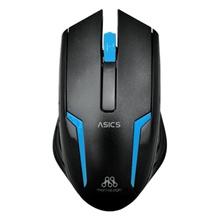 Alcatroz Asic 5 USB mouse (Black Blue)