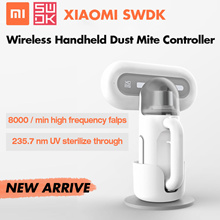 Xiaomi SWDK KC101 Wireless Handheld Dust Mite Controller /  UV / HEPA Filter Dust