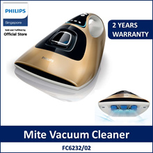 27% OFF Philips Mite Cleaning Vacuum Cleaner FC6232/02