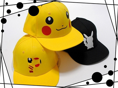 3ef9017c7 Anime Pokemon Pikachu Cosplay Baseball Caps Adults and Kid With children  Hip Hop Hat Cocoin Kids Bib