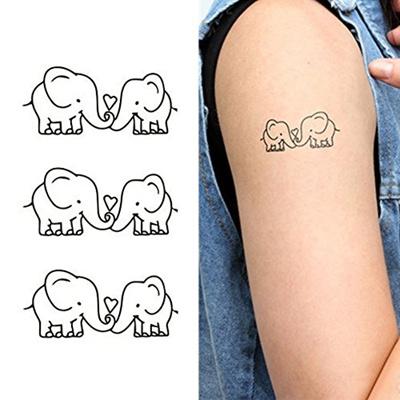 497f53401 Fashionzone Wrist Flash Tattoo Fake Tatto Design Waterproof Temporary  Tattoo Sticker For Body Art (E