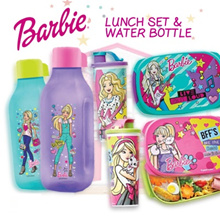 SG Seller ★Authentic TupperWare★ 1L Limited Release Barbie Doll Water Bottle BPA Free