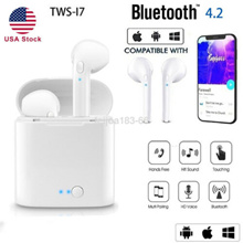 Latest Version TWS i7S/i12 Wireless Bluetooth Earphones AirPods for iPhone/Android