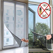DIY Magnetic Mosquito / Insect Screen Kit window netting mosquito net mesh fly screen bug lizard