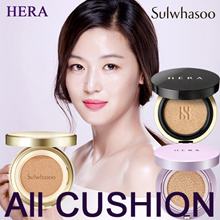 ▣Cushion Collection▣[HERA]UV MIST CUSHION/BLACK CUSHION/ULTRA/AGE/Sulwhasoo Perfecting/Brightening