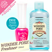 Bundling Promo!Wonder pore Freshner 250ml(10 in 1) + FREE Fresh cherry Tint_Etude House Best Seller Skincare and lip tint_cosmetic_korean cosmetic_beautyzone