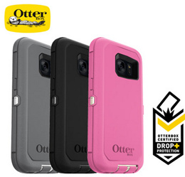 Otterbox Computer/Defender Series Case Casing Cover For Samsung Galaxy S7/S7 Edge