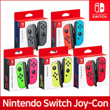 Nintendo Switch JOY-CON Controllers Set ★ Neon Blue / Neon Red / Grey / Neon Yellow
