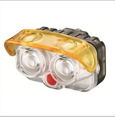 Taiwan AKSLEN HL-70P mountain bike cycling equipment auxiliary lamp super bright headlights headligh