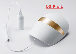 ★ LG Pra.L ★ DERMA LED MASK GOLD EDITION/PERSONAL CLINIC/2018 NEW/ MADE IN KOREA/LEE NA YOUNG CAR
