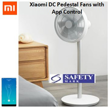 Xiaomi Mijia Floor Fan DC Frequency Conversion With 7 Fan Blades Cooler Floor Standing Fan Intellige