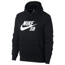 Men's / Nike SB Icon Pullover Hoodie - Mens J9733010