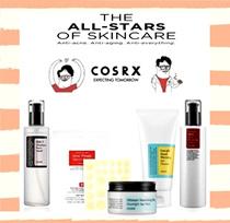 COSRX Skincare Treatment Series