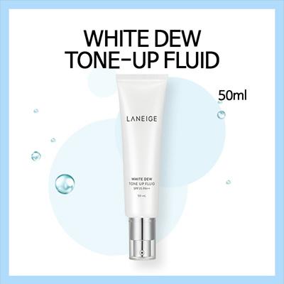 White Dew Tone up Fluid 50ml