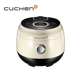 Cuchen Creamy 6 people Rice Cooker LED Touch Panel Double Clean System CJE-CD0610