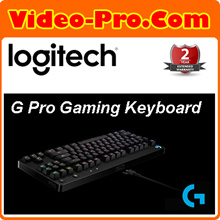 Logitech G Pro Gaming Compact Mechanical Keyboard 920-008296