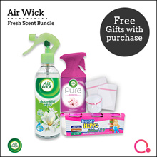 [RB]【FREE Gifts】Airwick - Fresh scents for your home | Total 7 items - Authentic stocks