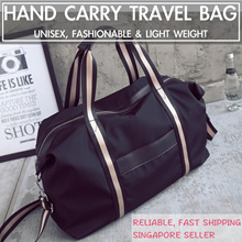 ⭐BESTSELLER⭐Fashionable Travel Hand Carry Luggage Body Bag Lightweight Travel Boarding Couple Bag💕
