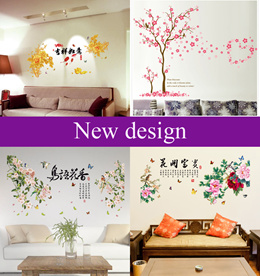 Jan 2019/CNY wall sticker/New stock/-baby room/Sofa background/Kitchen/bathroom /1-2 DAYS DELIVERY