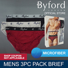 BYFORD 3PCS MENS (MINI/HIPSTER) | CORE SPORT  #835787/835788