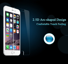 0.26mm High Quality Tempered Glass Premium Real Film Screen Protector For iPhone 6 6S 6 PLUS 6S PLUS For Apple 4.7