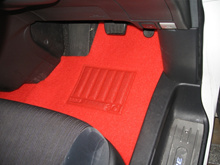 SG Customised Car Mats/CARMATS/MATS/CUSTOM MATS/FLOOR MATS(9 COLORS AVAILABLE) 4pc SET Toyota Wish car mat