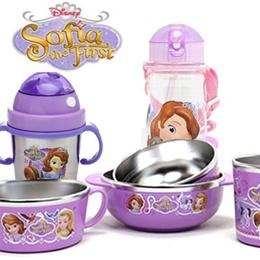★Disney Sofia Princess Cutlery★ Sofia cup / Sofia water bottle / Sofia stainless bowl / Sofia chopstick / Sophia lunchbox