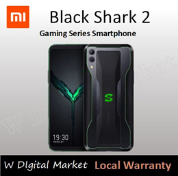 Xiaomi Black Shark 2 Gaming Series Smartphone 6+128GB/ 8+128GB/ 12+256GB