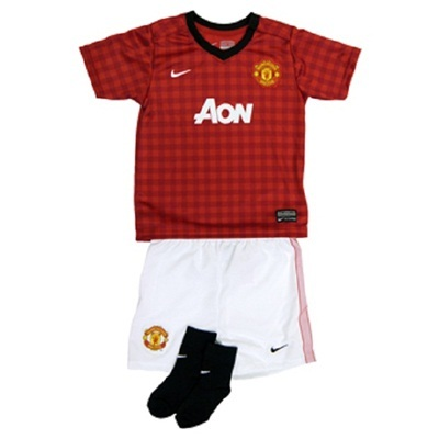 7d341941d Qoo10 - Nike Manchester United Baby Kit 2012-2013   Sportswear