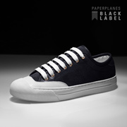5f580a18693b  Paper Plane  Black Label Handmade PP2014 Navy Free Shipping High Quality  Hot Items (