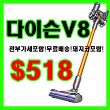 US DYSON V8 Absolute