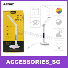 Remax LED USB Desk Lamp Desk Light with Moodlight and White/Yellow LED RL-E270 RT-E185 RL-E180
