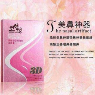 Super Nose Nose Secret Pemancung Hidung Instan Nose Up 3d Sj50136335sjuu