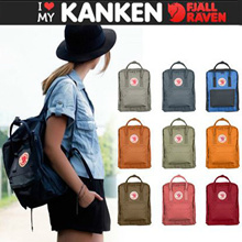 【2 in 1 shipping *good quality*】Fjallraven Kanken Classic Backpack