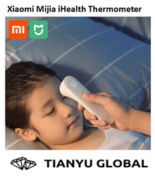 ⭐LOCAL SHIPPING!⭐ Mijia iHealth Thermometer / Digital Fever Infrared Baby Kids Thermometer / Non-Contact Forehead Thermometer