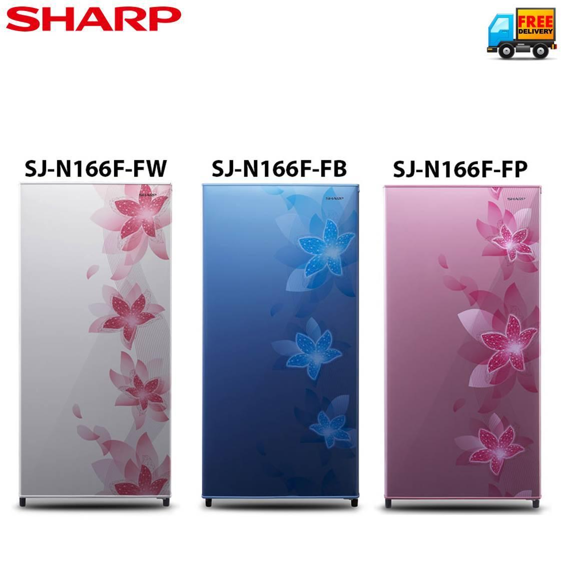 Qoo10 Sharp Kulkas 1 Pintu Sj N166f Free Ongkir Wilayah Ac Pk Ah A9sey Gratis Biaya Pengiriman Lihat Semua Gambar Barang