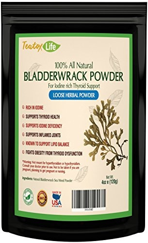 [sb]Bladderwrack sea moss powder supplement Seaweed Kelp Iodine rich  thyroid support for hormone bal