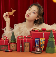 [INNISFREE] NEW Rudolph Eyes Set # 1 Red Nose Rudolph / Play Color Eyes Mini / Bear Lips-Talk / CELLCURE