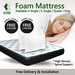 Foam Mattress Queen # Single# Super Single # King Size