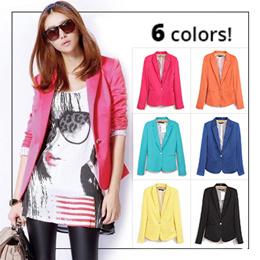 Ladies suit coat  E001#