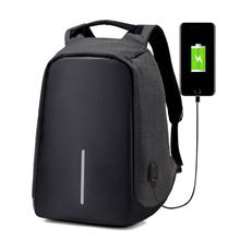 Multifunction USB charging Men Laptop Backpacks For Teenager Fashion Male Mochila Leisure Travel