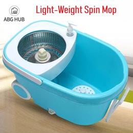 [ABG-HUB] Light Weight Microfiber Mop / Spin Mop Bucket Sets