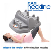 [CAS]★neckline★Neck and Shoulder Relaxer/Supporter/Cervical NeckShoulder Pain Stress Relaxer/Korea/SBA_045