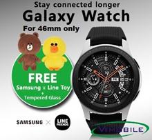 Ready Stock!!! Samsung Galaxy Watch 42mm / 46mm | 1 Year Samsung Warranty