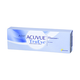 Johnson and Johnson 1-Day Acuvue TruEye BC 8.50mm (30pcs/box) PWR -1.00 ~ -5.00