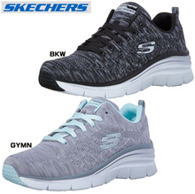 SKECHERS Sketchers sneaker shoes Fashion Fit - Style Chic 12703 [Women's]